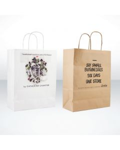 Sustainable Carrier Bag (A4)