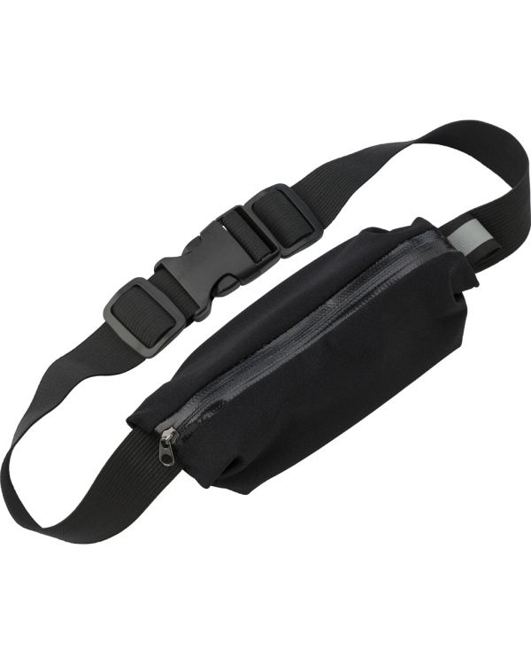 Neoprene, Zippered, Waist Bag