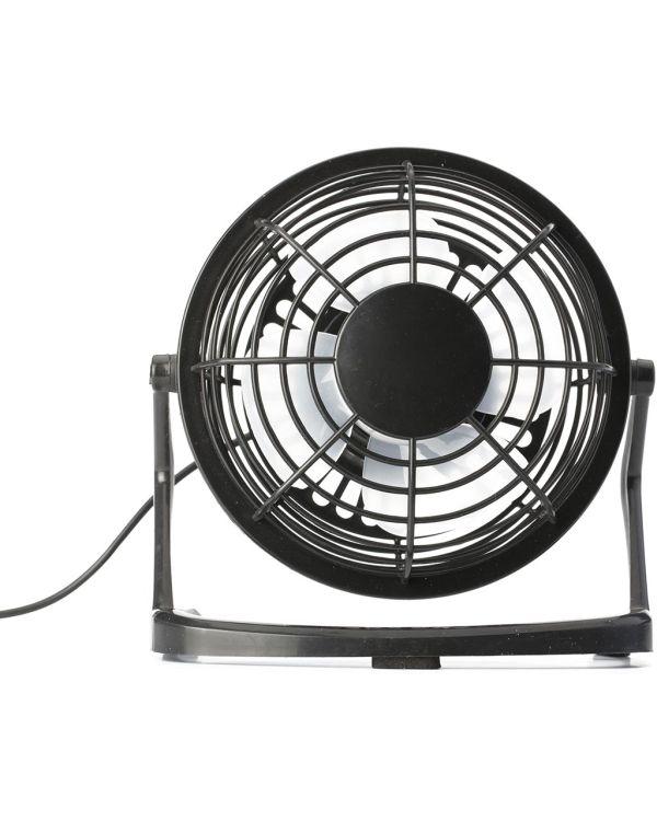 Plastic Usb Desk Fan