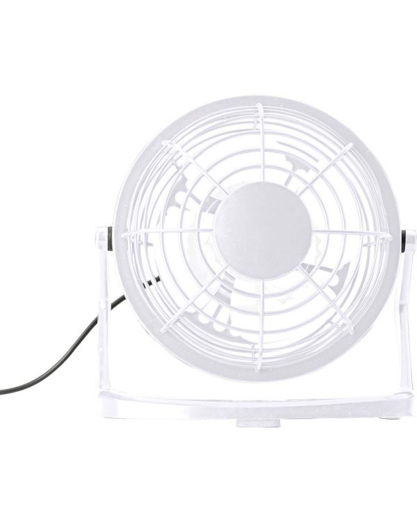 Plastic USB Desk Fan