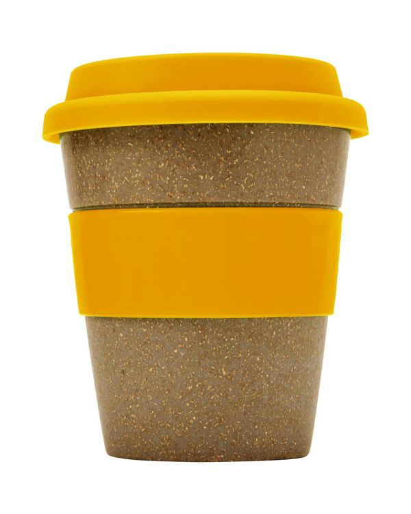 Bamboo Fibre And PP Cup (350ml)