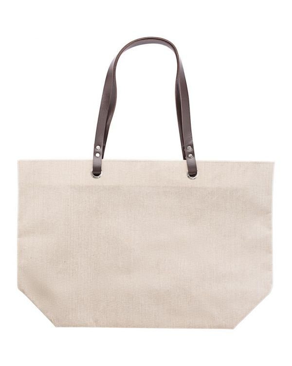 Linen (260 Gr/sq m) Beach Bag