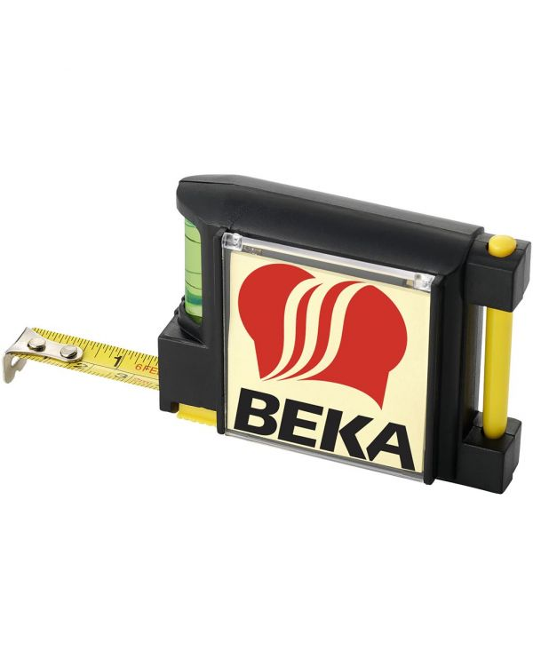 Dunk 2 Metre Measuring Tape With Leveller