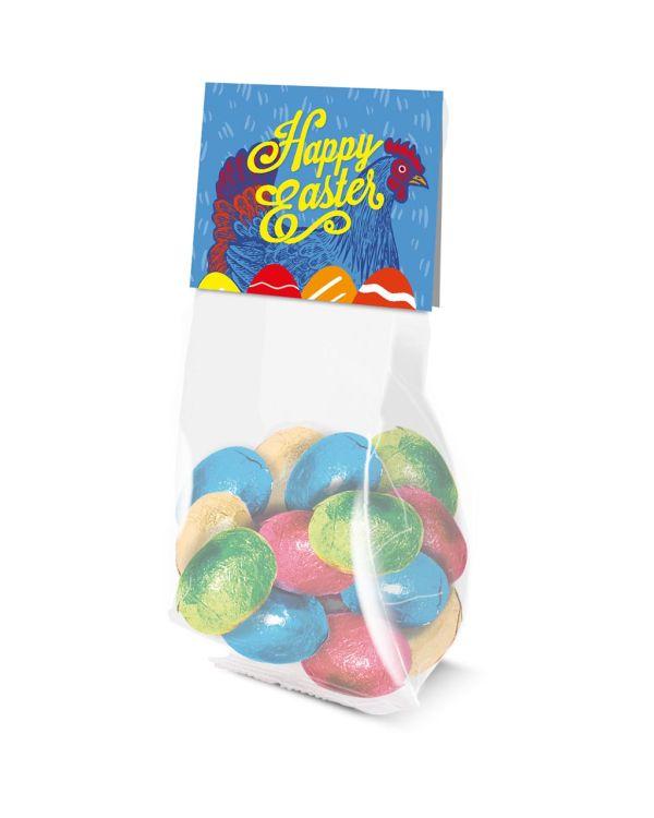 Satchel Bag - Foiled Chocolate Eggs