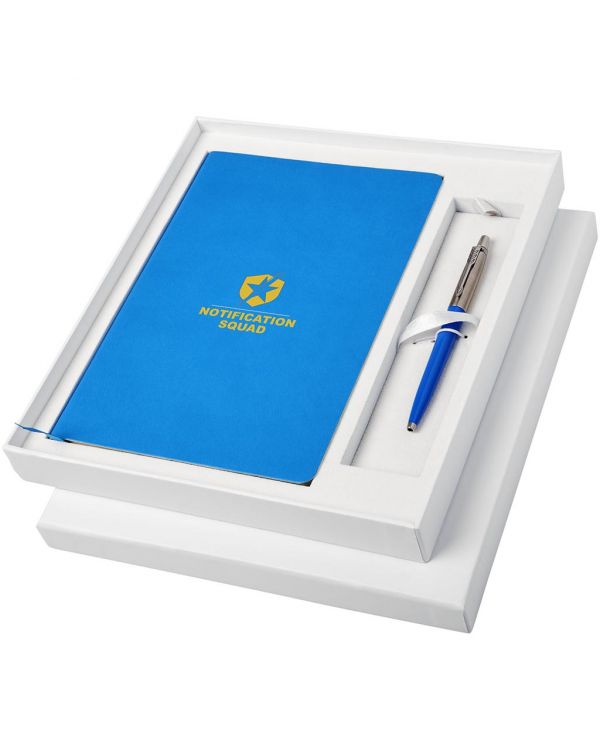 Gift Set With A5 Notebook