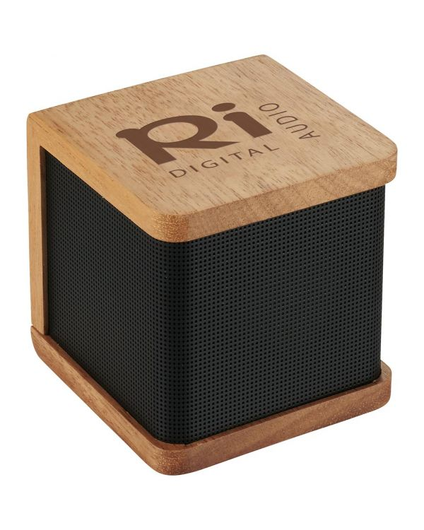 Seneca Wooden Bluetooth Speaker