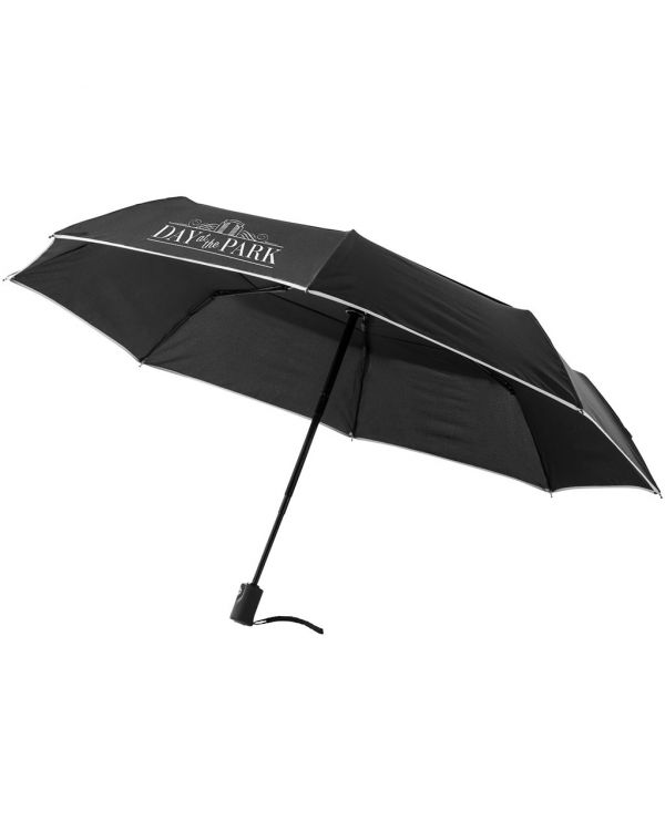 "Scottsdale 21"" Foldable Auto Open/Close Umbrella"