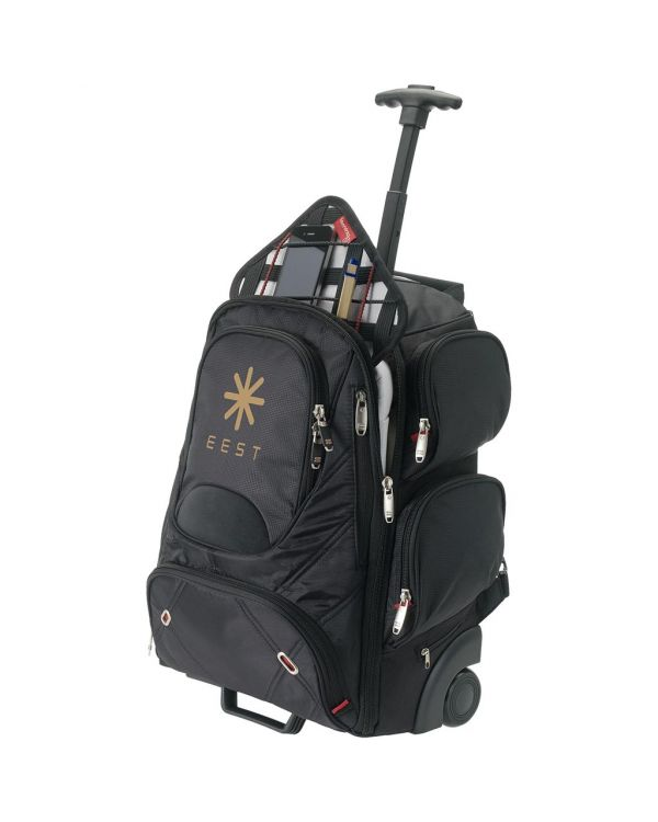Proton 17 Inch Airport Security Friendly Trolley
