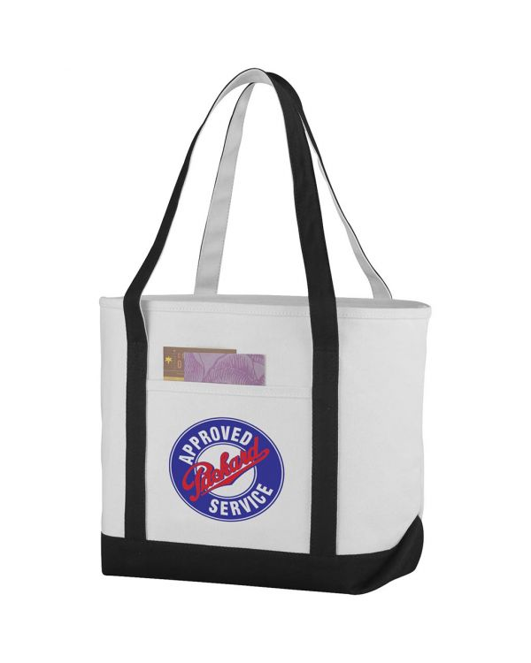 Premium Heavy-Weight 610 g/sq m Cotton Tote Bag