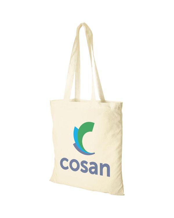 Peru 180 G/M Cotton Tote Bag