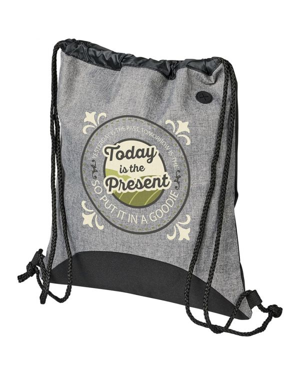 Street Drawstring Backpack