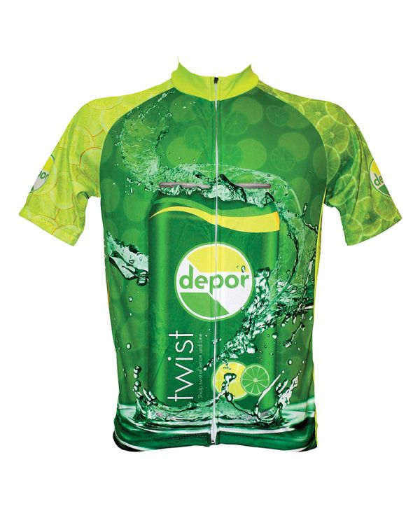 Cycle Jersey Short Sleeve