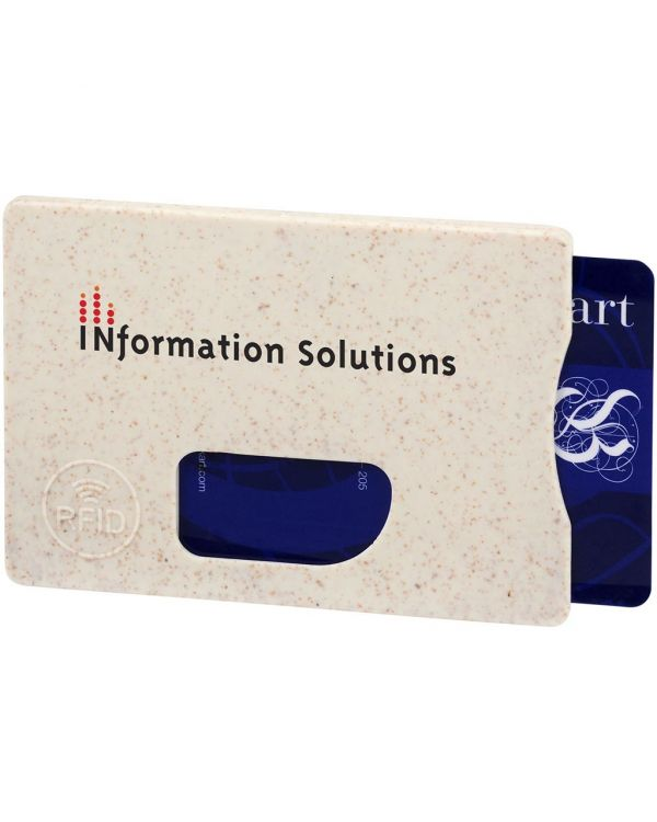 Straw Rfid Card Holder