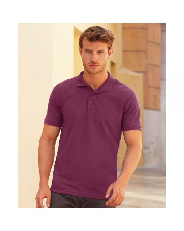Mens Heavyweight 65/35 Polo Shirt