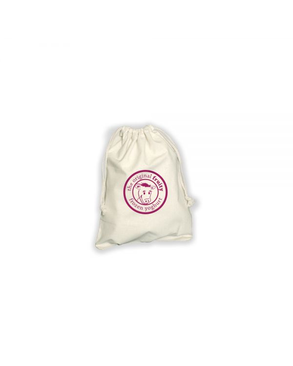 Green & Good Medium Drawstring Pouch - Cotton 4oz