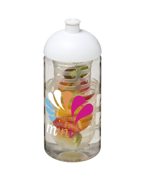 H2O Bop 500 ml Dome Lid Sport Bottle & Infuser