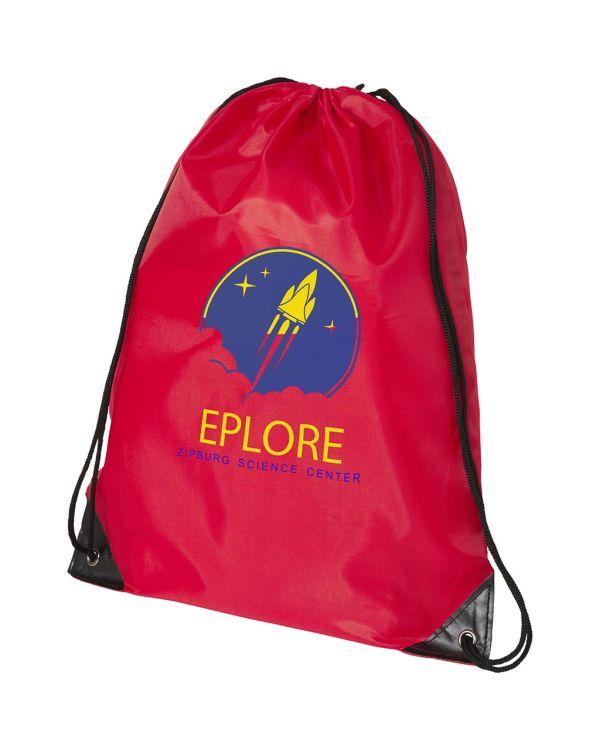 Economy Drawstring Bag
