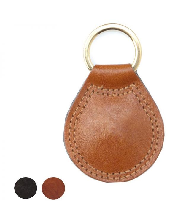 Richmond Large Teardrop Key Fob