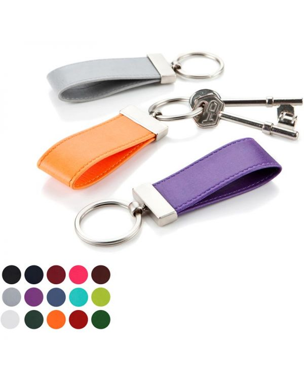 Vibrance Large Loop Key Fob