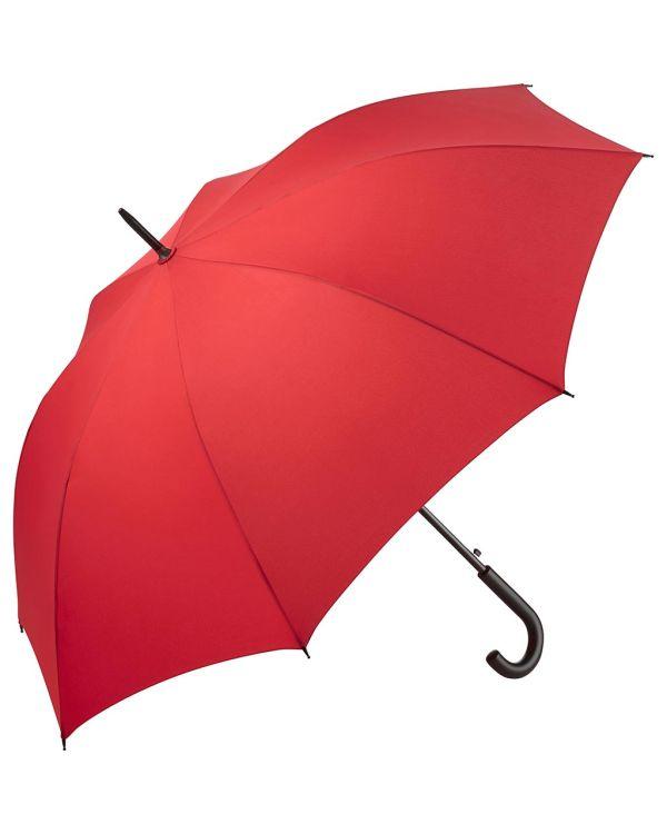FARE AC Golf Umbrella With Dull Black Plastic Crook Handle