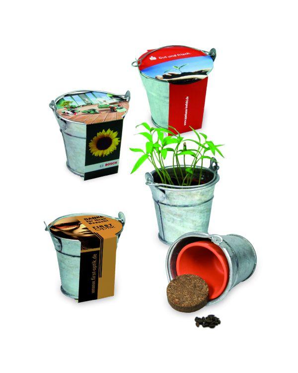 Mini Plant Bucket