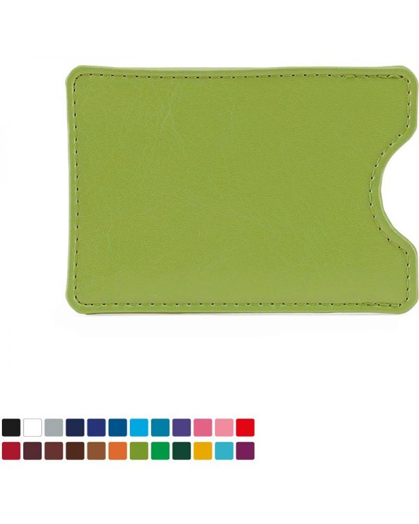 Vibrance Credit Card Slip Case
