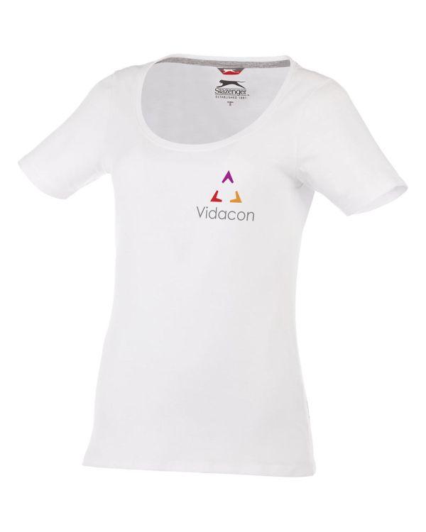 Bosey Short Sleeve Women'S Scoop Neck T-Shirt