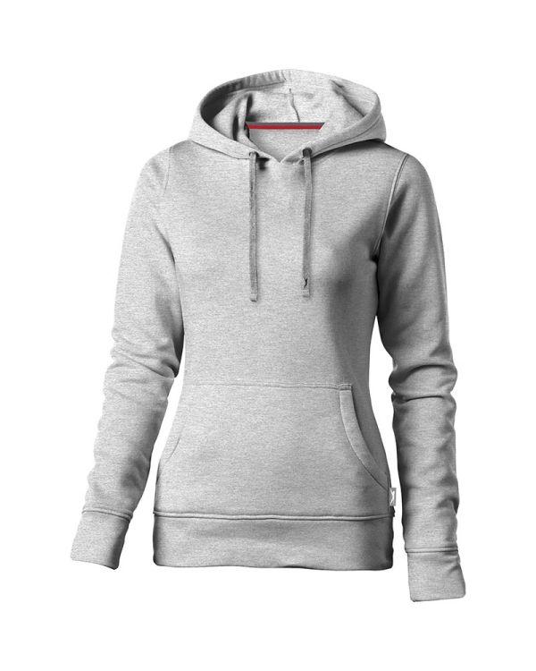 Alley Hooded Ladies Sweater
