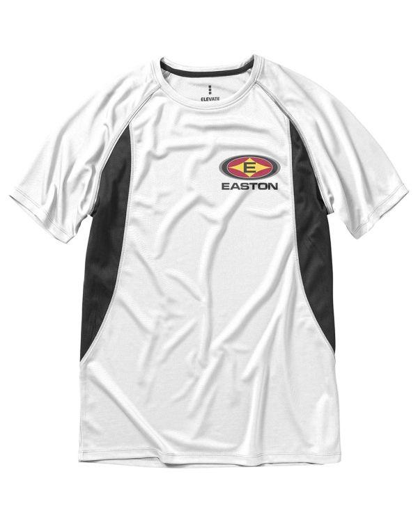 Quebec Short Sleeve Men'S Cool Fit T-Shirt