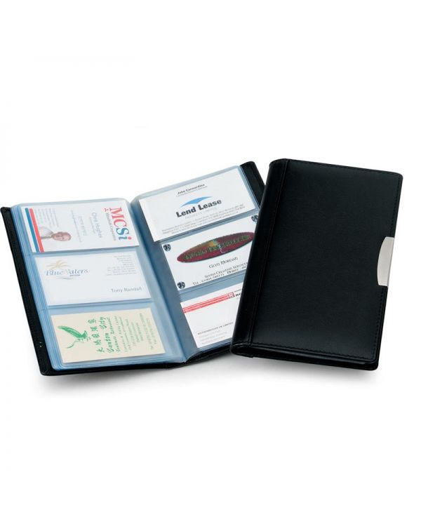Executive Nappa Leather Business Card Case