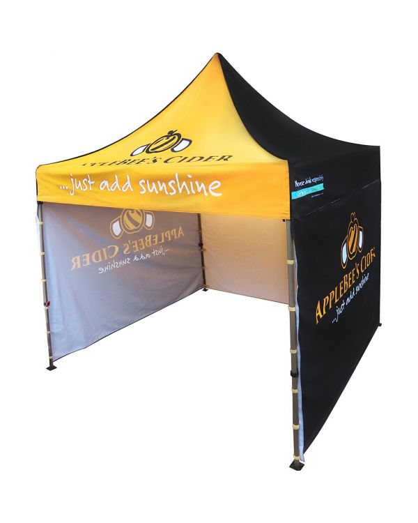3m x 3m Gazebo Including x3 Side Walls