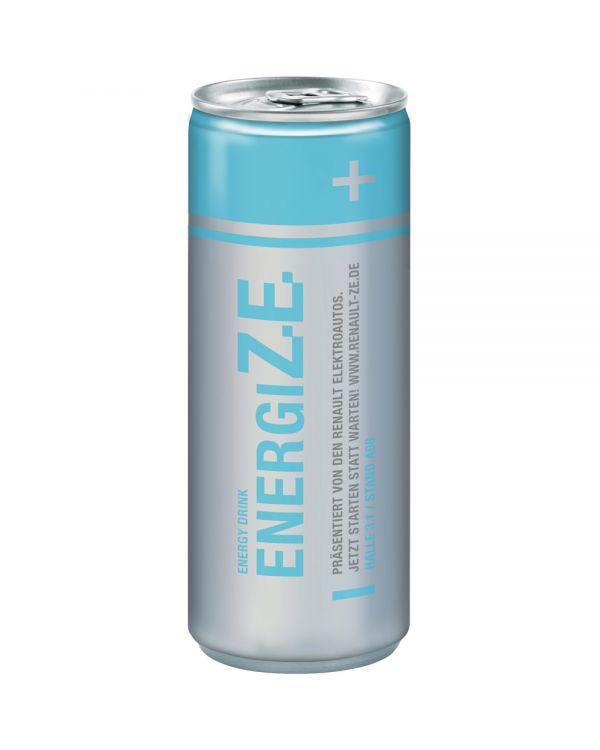 Energy Drink Can 250ml