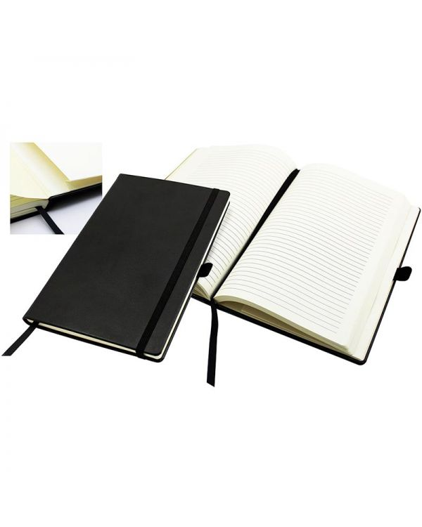 Optimum A5 Casebound Notebook