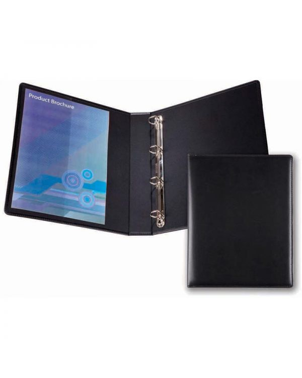 Optimum PU A4 Economy Ring Binder
