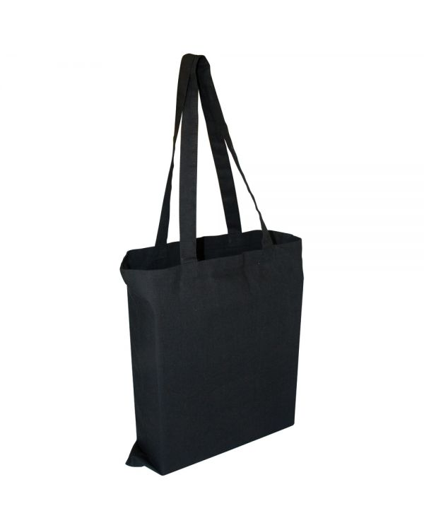 Birch 8oz Black Canvas bag.