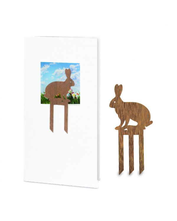 Easter Bookmark Card