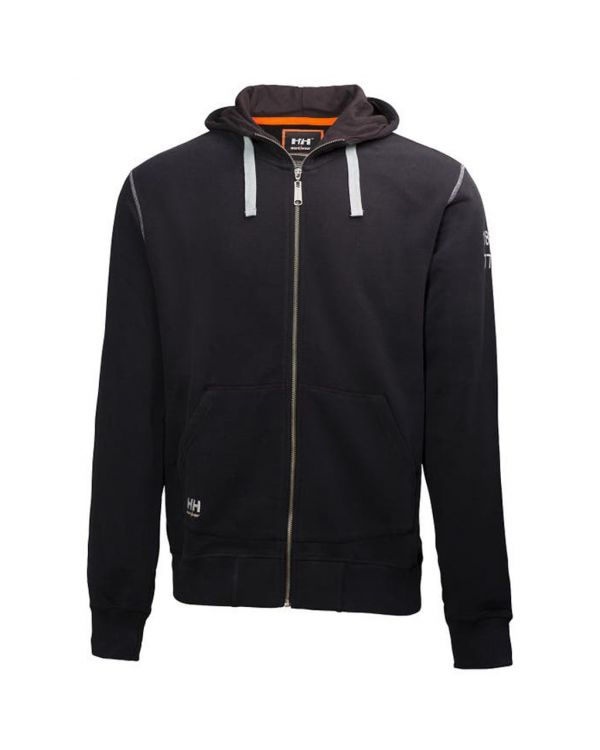 Helly Hansen Men's Oxford Full Zip Hoodie
