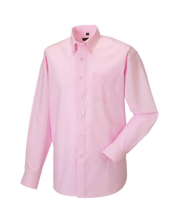 Formal Oxford Shirt Long Sleeve