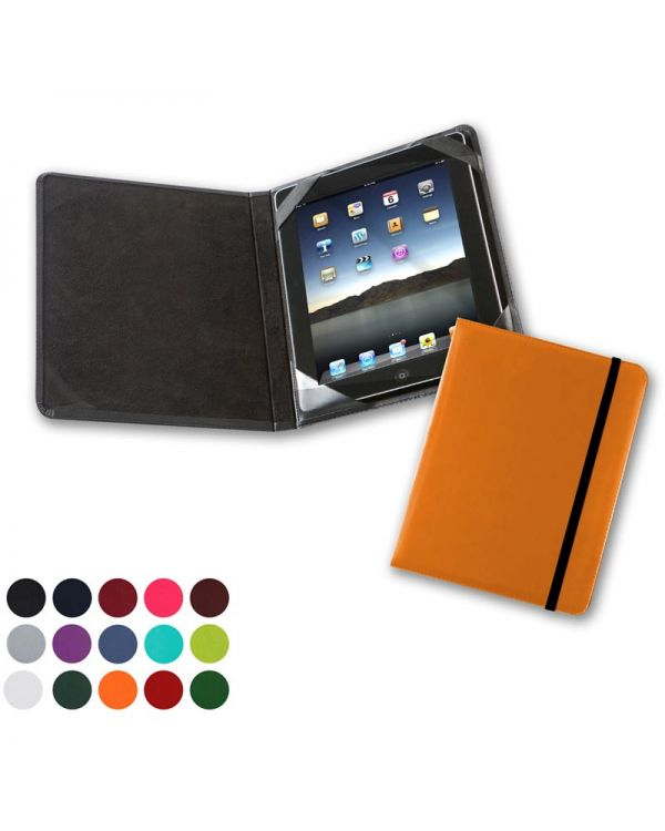 Vibrance Notebook Style iPad or Tablet Case