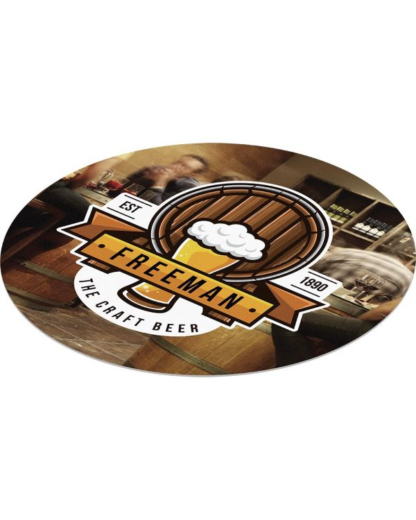 Never Tear Paper Coaster - Square or Circular