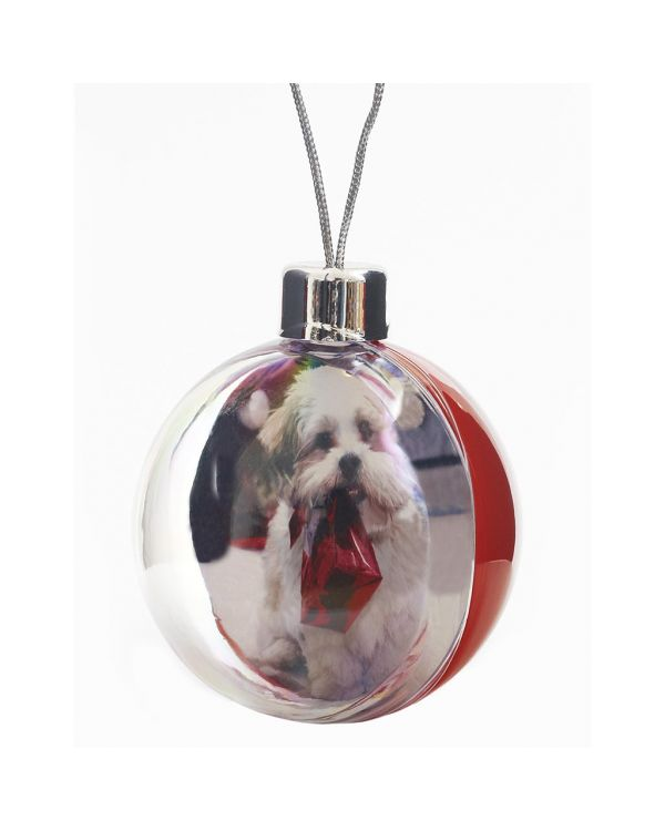 Picto Bauble in Card Box - Large