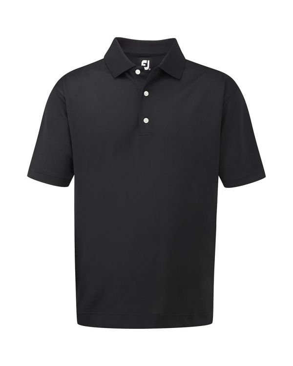 FJ (Footjoy) Gent's Stretch Pique Golf Polo