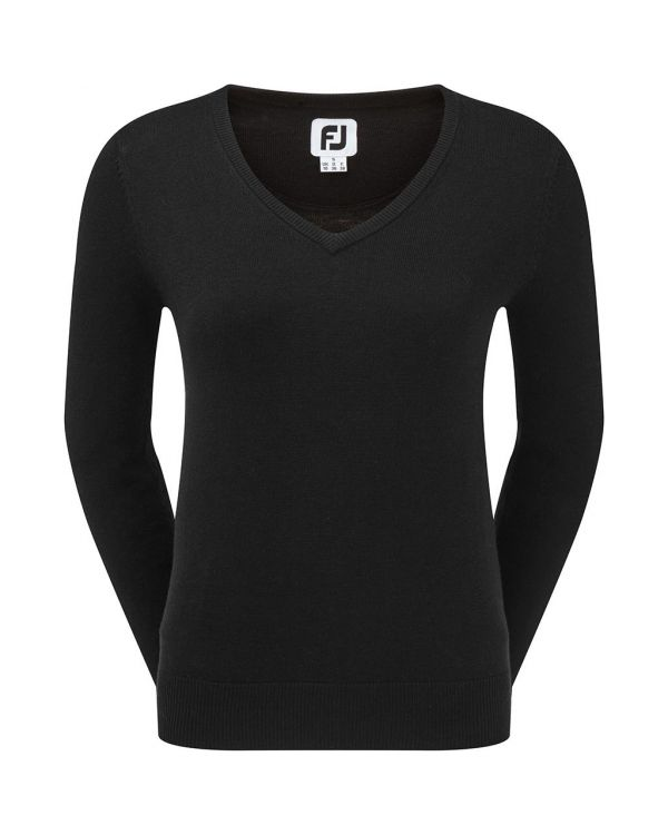FJ (Footjoy) Women's Golf Pullover