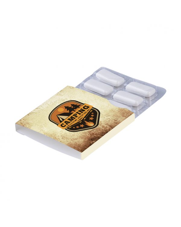 6 Pc Chewing Gum Pack