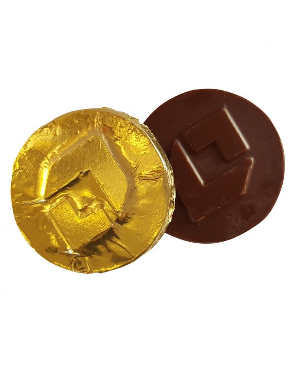 45mm Chocolate In Foil