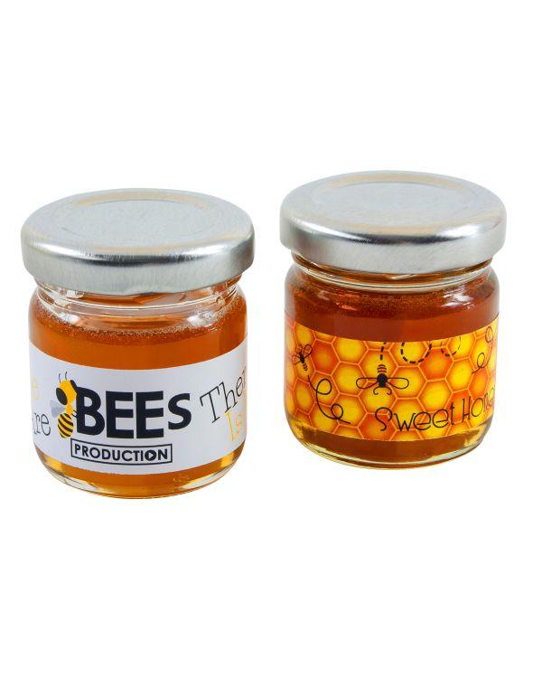 Mini Jar Of Honey