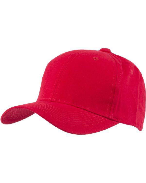 Kids Classic Brushed Cotton Cap