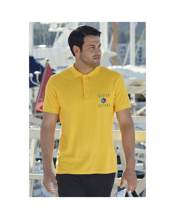 Fruit of the Loom Pique Polo Shirt - Coloured
