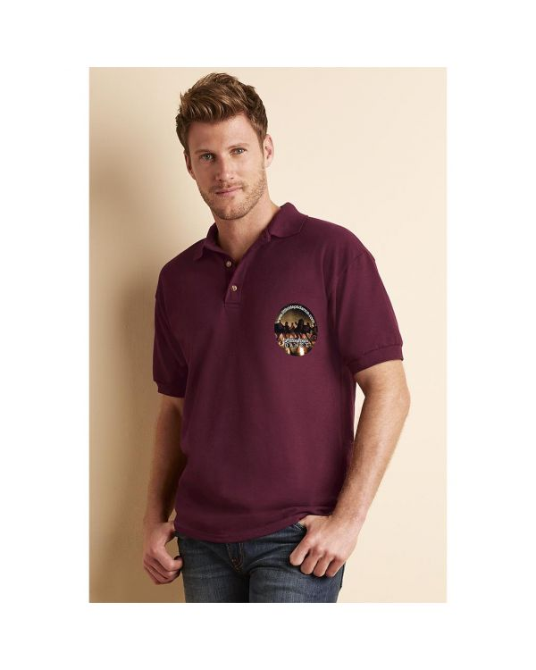 Gildan Ultra Cotton Pique Polo Shirt - Coloured