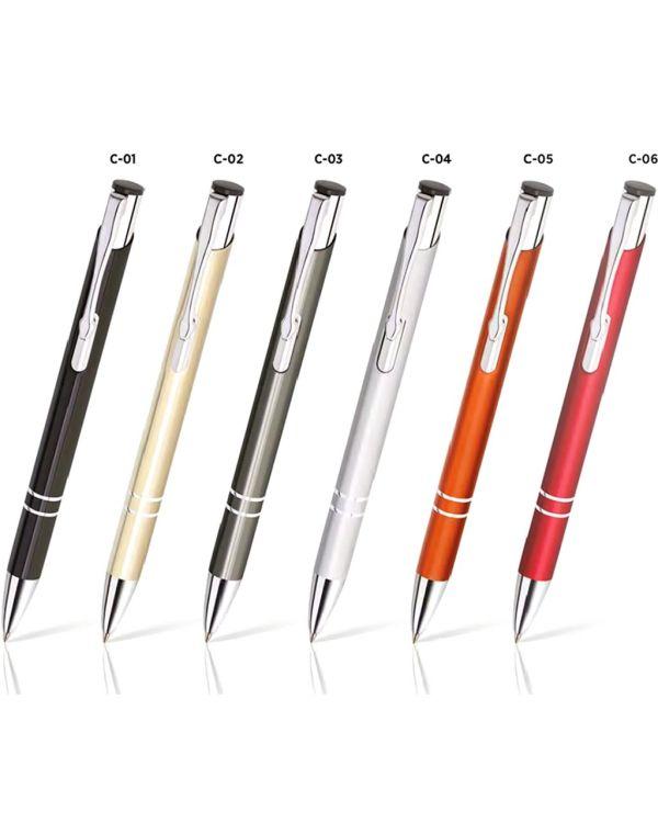 Enigma Ballpoint Pen